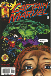 Captain Marvel (1999) -2- Does a Hulk sit in the woods?