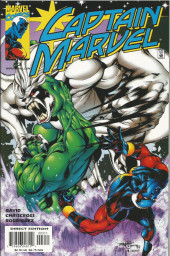 Captain Marvel (1999) -3- One Down, Wendigo