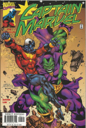 Captain Marvel (1999) -4- Other side of the Drax