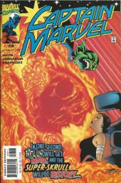 Captain Marvel (1999) -8- Skrull & Crossbones