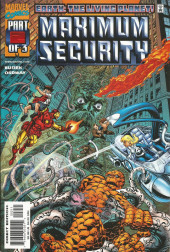 Maximum Security (2000) -2- A world of hurt