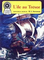 Classiques illustrés (Éditions Héritage) -18- L'île au trésor