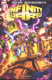 Infinity Wars -1- Coup d'envoi