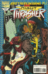 Night Trasher (1993) -8- Brothers in arms part two