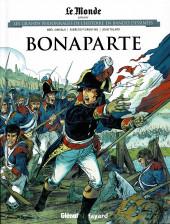 Les grands Personnages de l'Histoire en bandes dessinées -1- Bonaparte