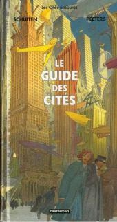 Les cités obscures -H08- Le guide des Cités