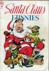 Four Color Comics (Dell - 1942) -205- Santa Claus Funnies