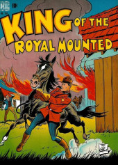 Four Color Comics (Dell - 1942) -207- King of the Royal Mounted