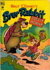 Four Color Comics (Dell - 1942) -208- Brer Rabbit Does It Again