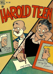 Four Color Comics (Dell - 1942) -209- Harold Teen