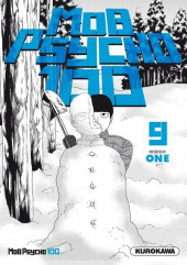 Mob Psycho 100 -9- Tome 9