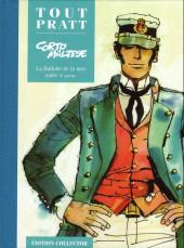 Tout Pratt (collection Altaya) -2- Corto Maltese - La Ballade de la mer salée - 2e partie