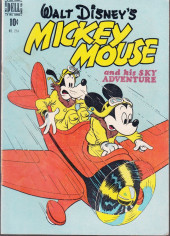 Four Color Comics (Dell - 1942) -214- Mickey Mouse and His Sky Adventure
