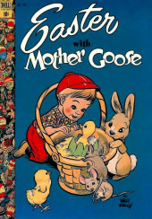 Four Color Comics (Dell - 1942) -220- Easter with Mother Goose