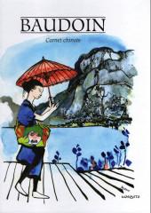 (AUT) Baudoin, Edmond - Carnet chinois