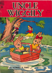 Four Color Comics (Dell - 1942) -221- Uncle Wiggily