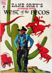 Four Color Comics (Dell - 1942) -222- Zane Grey's West of the Pecos