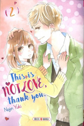 This is not Love, thank you.  -2- Tome 2