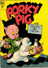 Four Color Comics (Dell - 1942) -226- Porky Pig and Spoofy, the Spook