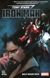 Tony Stark: Iron Man (2018) -INT01- Self-made man
