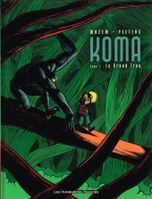 Couverture de Koma -2- Le Grand Trou
