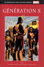 Marvel Comics : Le meilleur des Super-Héros - La collection (Hachette) -79- Génération x