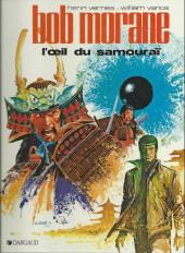 Bob Morane 2 (Dargaud) -17b1990- L'œil du samouraï