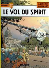 Lefranc -13b2002- Le vol du spirit