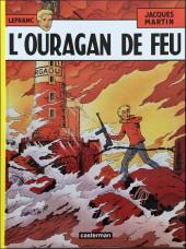 Lefranc -2c1990- L'ouragan de feu