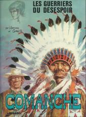 Comanche -2b1978- Les guerriers du désespoir