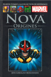 Marvel Comics - La collection (Hachette) -12794- Nova - Origines