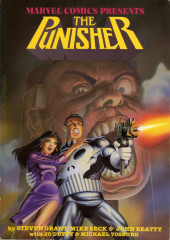 Punisher Vol.01 (Marvel comics - 1986) (The) -Int- THE PUNISHER Circle of Blood