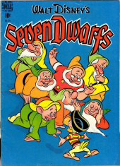Four Color Comics (Dell - 1942) -227- Walt Disney's Seven Dwarfs