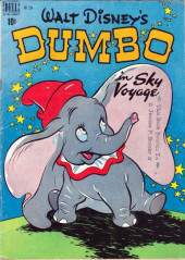 Four Color Comics (Dell - 1942) -234- Walt Disney's Dumbo in Sky Voyage