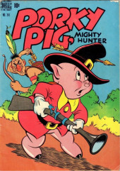Four Color Comics (Dell - 1942) -241- Porky Pig, Mighty Hunter