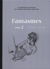 Les grands Classiques de la Bande Dessinée érotique - La Collection -7277- Fantasmes - tome 2