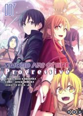 Sword Art Online - Progressive -7- Tome 7