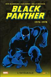 Black Panther (L'intégrale) -2- L'intégrale 1976-1978