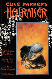 Clive Barker's Hellraiser (1989) -1- Issue #1