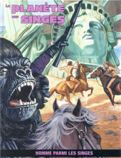 La planète des singes (Panini Comics) -2- Homme parmi les singes