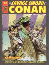 Savage Sword of Conan (The) (puis The Legend of Conan) - La Collection (Hachette) -33- Vengeance