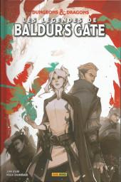 Dungeons & Dragons -2- Les légendes de Baldur's Gate