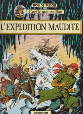 Cori le Moussaillon -41987- L'expédition maudite