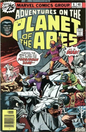 Adventures on the Planet of the Apes (Marvel comics - 1975) -6- The Secret