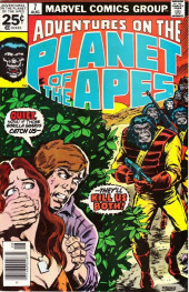 Adventures on the Planet of the Apes (Marvel comics - 1975) -7- Beneath the Planet of the Apes