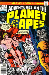Adventures on the Planet of the Apes (Marvel comics - 1975) -9- The Warhead Messiah