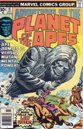 Adventures on the Planet of the Apes (Marvel comics - 1975) -10- When Falls the Law Giver!