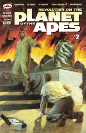 Revolution on the Planet of the Apes (MR comics - 2005)