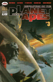 Revolution on the Planet of the Apes