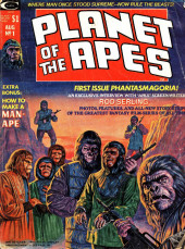 Planet of the Apes (Marvel comics - 1974) -1- Planet of the Apes